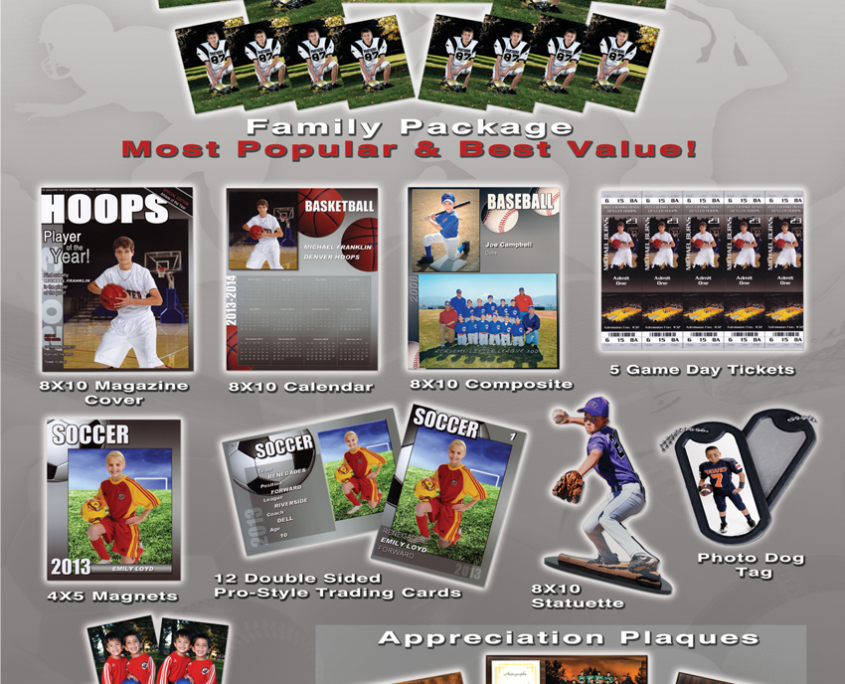Order Form | Imagetek Youth Sports Photography