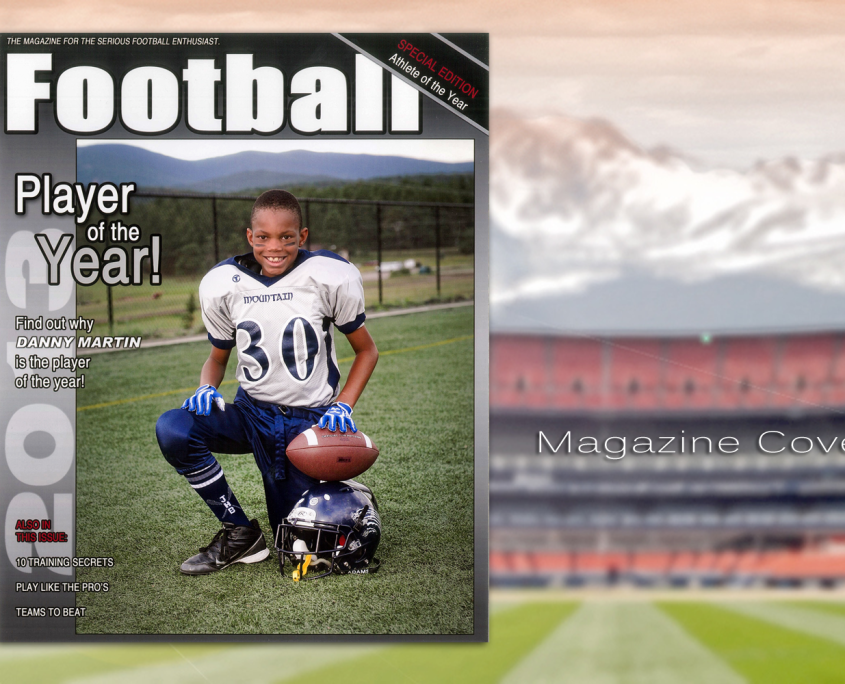 Magazine Cover | Imagetek Sports Photography