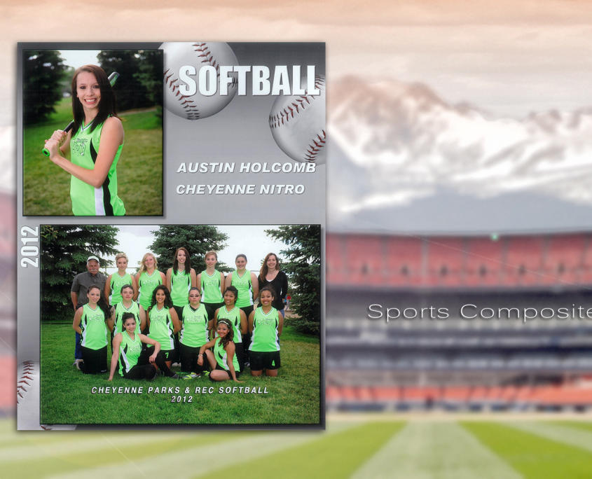 Sports Composite | Imagetek Youth Sports Photos