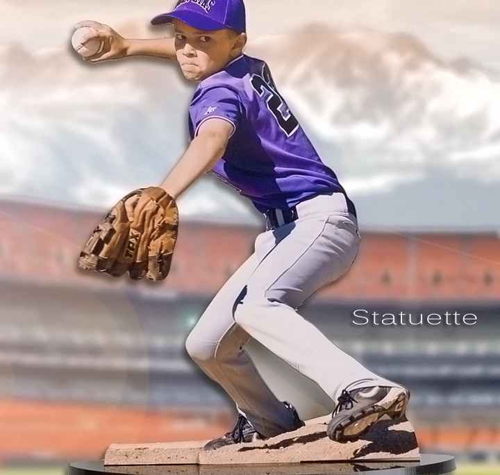 Statuette | Imagetek Youth Sports Photography