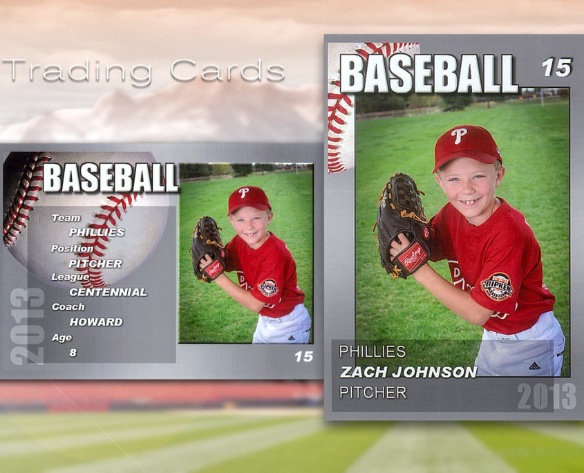 Trading Cards | Imagetek Youth Sports Photography