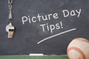 Team Picture Day Tips