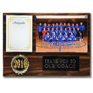 imagetek photography coach appreciation plaque